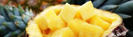 ananas crop